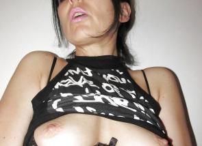 Petite poitrine - Femme mûre sexy
