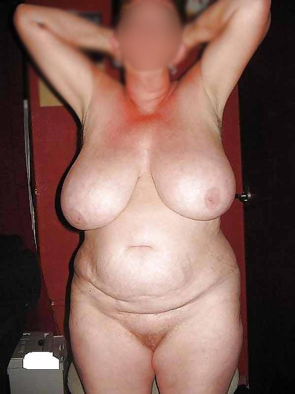 Фото голые толстые старушки