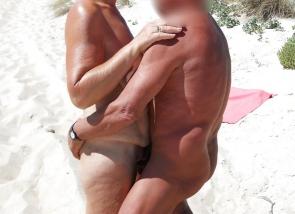 Couple naturiste  rencontre sexe