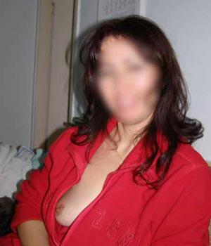 Femme divorcée de 42 ans en manque de baise à Marseille