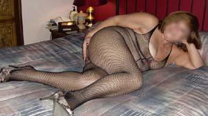Femme cochonne d'Orléans (45) en tenue sexy