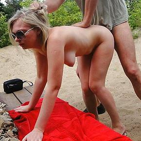 Baise plage - Photos amateur et sexe