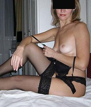 Femme mûre sexy à Paris
