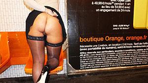 Cherche photographe Paris : exhib sexe