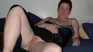 Femme de Rennes aux envies très coquines